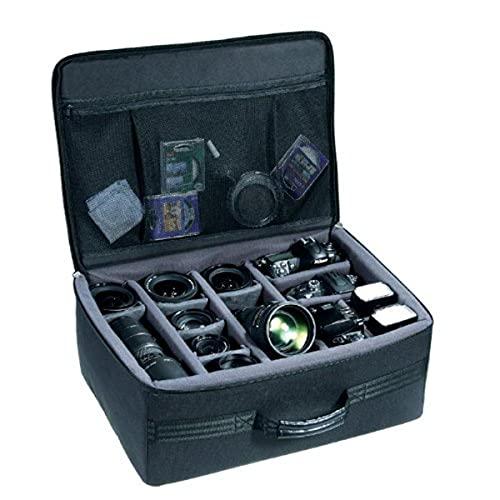 Vanguard Divider Bag 46 - Maleta Blanda para Guardar y Proteger un Equipo fotográfico Medio