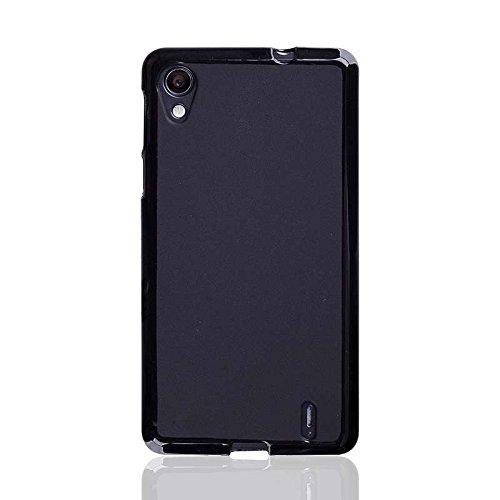 caseroxx TPU-Hülle für Medion Life E4005, Handy Hülle Tasche (TPU-Hülle in schwarz)
