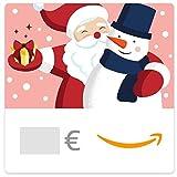 Buono Regalo Amazon.it - Digitale - Babbo Natale e pupazzo di neve