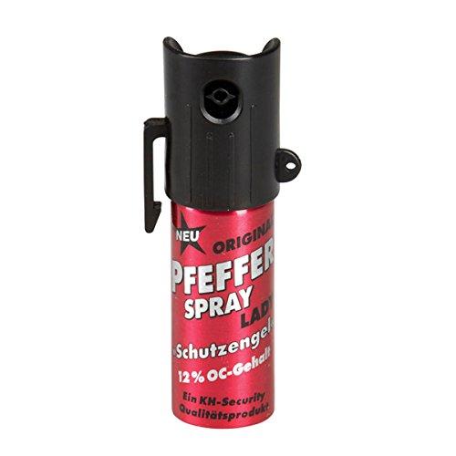 kh security Pfefferspray Lady Pink Schutzengel, 15 ml, 130134