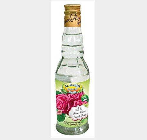 Agua de rosas original libanesa 300ml - Al Rabih