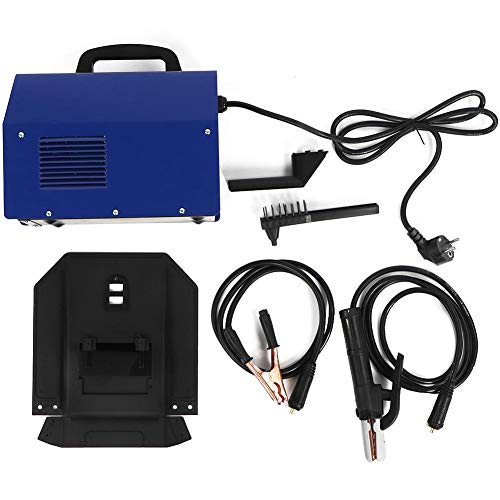 Soldador IGBT MMA 200Amp, soldador inversor IGBT portátil ARC MMA-200Amp 20-200Amp máquina de soldadura eléctrica enchufe UE 220V