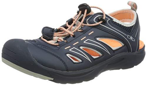 CMP – F.lli Campagnolo Damen Aquarii Wmn 2.0 Hiking Sandal Trekking-& Wandersandalen, Blau (Blue-Solarium 13ME), 40 EU