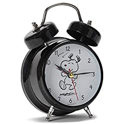 Mark Feldstein The Original Snoopy Peanuts Wacky Waker Bedside Alarm Sound Clock
