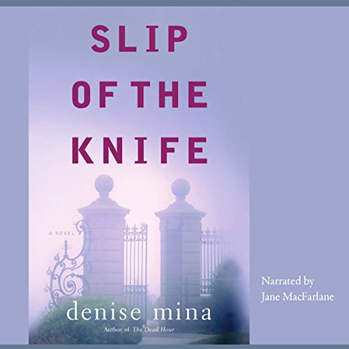 Slip of the Knife audiobook cover art