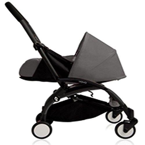 Buy Discount BabyZen - YOYO Newborn Plus Black with Grey
