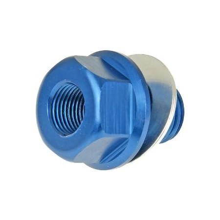 Koso Oil Drain Adapter Screw For Temperature Sensor Pt1 8 M12x1 5 Auto