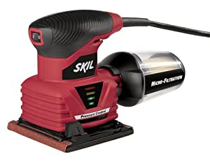 Factory-Reconditioned SKIL 7292-01-RT 2 Amp 1/4 Sheet Sander from Skil