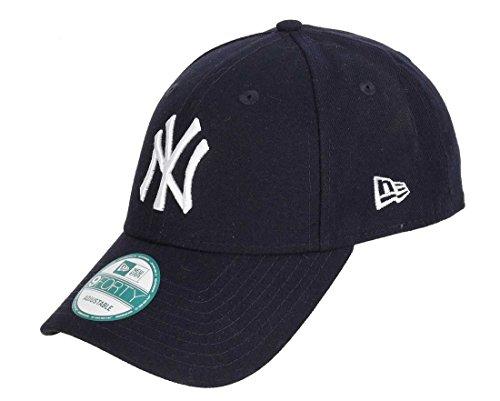 New Era 940 Verstellbare Liga-Kappe ~ New York Yankees Marinewei�