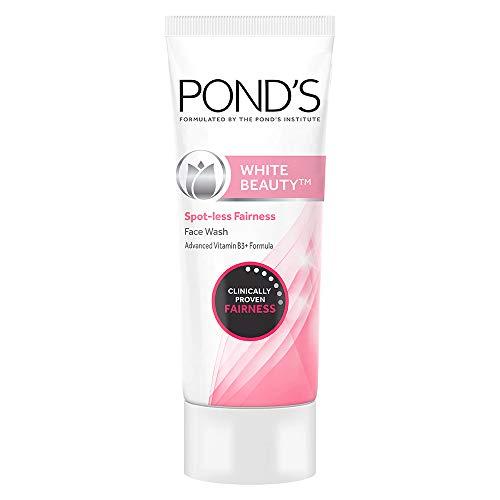 Pond's White Beauty Spot Less Fairness Face Wash, 200 g 1