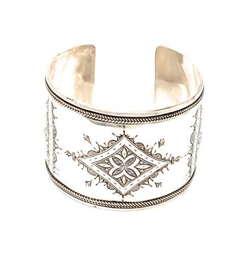 ChiCies Tuareg Armband Armreif aus 925er Silber (Variante 8)