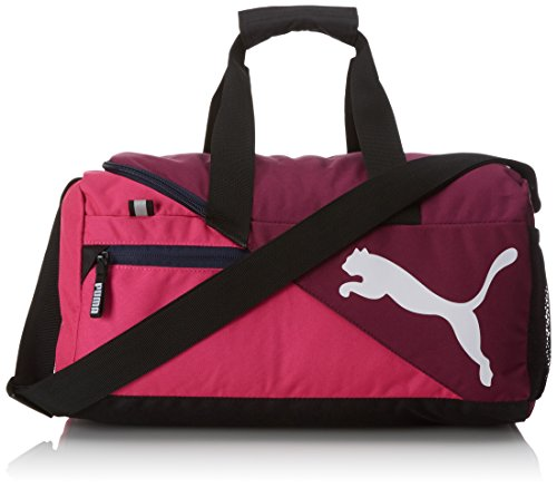 PUMA Sporttasche Fundamentals Sports Bag XS, Magenta Purple/Fuchsia Purple, 40 x 14.5 x 22 cm, 17 liter