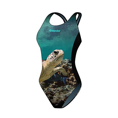 Diapolo Turtle Damen da Bagno da Donna, 20