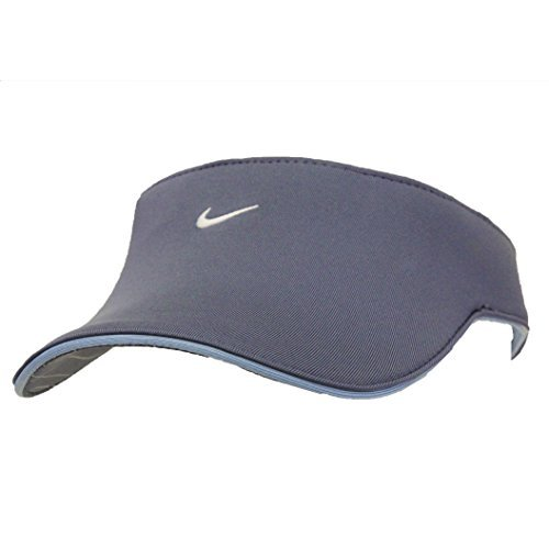 Nike Air Max Unisex Visor (572628) (One Size) (Blue/Grey)