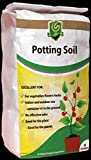 Useful Universe Organic Potting Mix Soil for Vegetables, Herbs and Flowers, 8 Quart