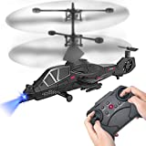 Remote Control Helicopter - RC Helicopter Flying Toy with Gyro for Kids Boys Girls Birthday Christmas Party Gifts (3.5 Channel)