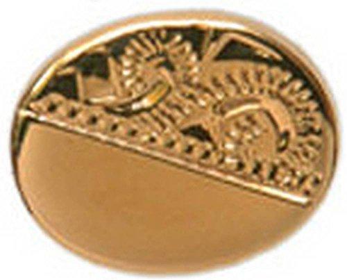 David Van Hagen Gravé cravate ovale Tac de
