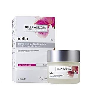 Bella Aurora Crema Hidratante Facial de Día 40+ Años Piel Normal o Seca SPF 20, 50 ml | Anti-Edad | Anti-Manchas | Bella