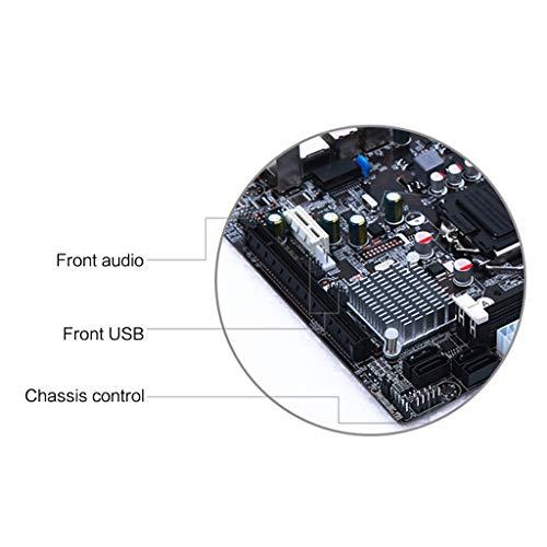『bbbbaby 新しいP8H61-M LX3 PLUS R2.0デスクトップマザーボードH61ソケットLGA 1155 I3 I5 I7 DDR3 16G uATX UEFI BIOSメインボード』の2枚目の画像