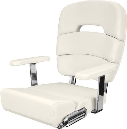 Taco Marine Deluxe Chair HB10 20OWH 0000 0 0