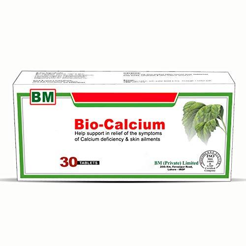 Premium 30 Tablets BioCalcium Caclcium Supplement| All Natural Ingredients...