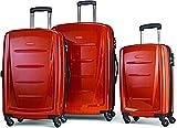 Samsonite Winfield 2 Hardside Luggage with Spinner Wheels, Orange, 3-Piece Set (20/24/28)