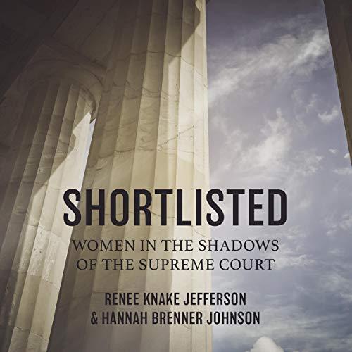 Shortlisted Audiobook By Renee Knake Jefferson, Hannah Brenner Johnson cover art