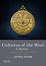 Best the cultures of the west a history Reviews