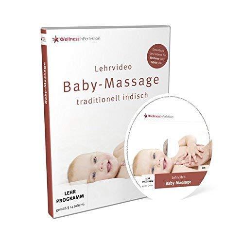 DVD Baby-Massage (Lehrvideo) | Für Anfänger und Profis | Inkl. kostenloser Tablet-/Smartphone-Version zum Download [dvd] [2016]…