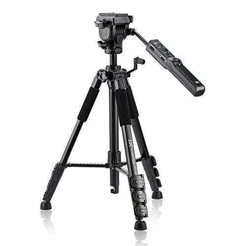 JJC Kamera Video Fernbedienung Stativ für Sony Kameras oder Camcorder mit Multi-Terminal, ersetzt Sony VCT-VPR1