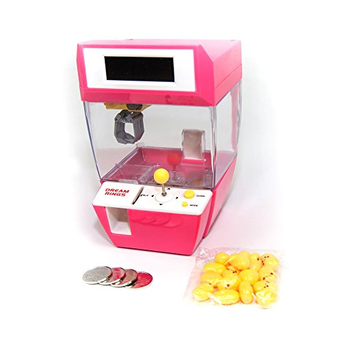 Top claw game alarm clock for 2021