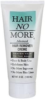 HAIR NO MORE HAIR NO MORE,VANISH CRM, 6 OZ (Pack 2)