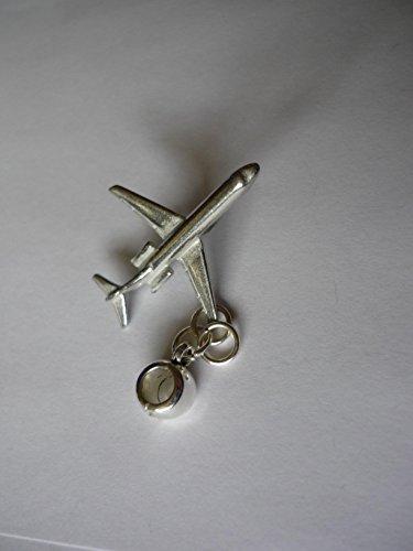 Mcdonnell Douglas dabei jeweils Aircraft Aviation Flugzeug Code C6Charme mit 5mm Loch passt auf Anhänger Charm Armband geschrieben von uns Geschenke für alle 2016von Derbyshire UK