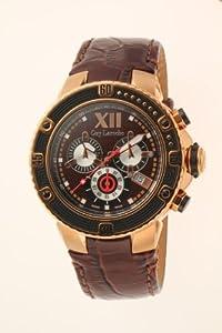 Guy Laroche Swiss Made Chronograph Watch image