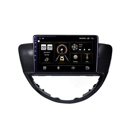 KCSAC Compatible con Subaru Tribeca 2007 2008 2009 2010 2011 Android 10.0 Octa Core 6 + 128G reproductor multimedia estéreo receptor de radio ventilador de refrigeración (color: 6 128).