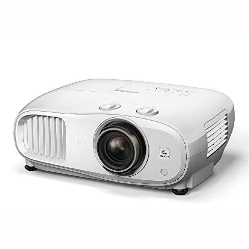 EPSON dreamio ホームプロジェクター EH-TW7100 (100000:1 3000lm) 4K HDR対応 3D・Bluetooth対応 スピーカー内蔵モデル