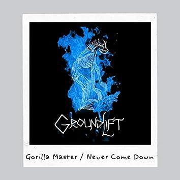 Gorilla Master / Never Come Down