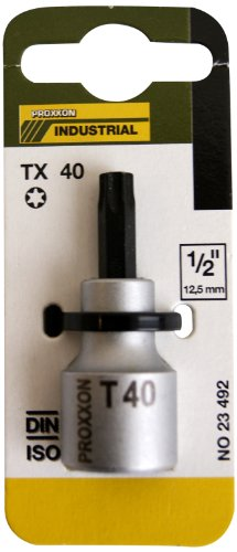 Proxxon 23492 TX-Einsatz T40  55 mm, 1/2 Zoll