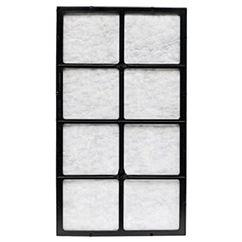 AIRCARE 1051 2 Stage Air Filter 1 Pack Whites