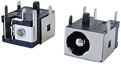 New AC DC Power Jack in Socket Connector Plug Replacement for MSI A6200 MS-1632 MS-1681 MS-1722 MS-1727 S6000 MS-16D3 MS16D3
