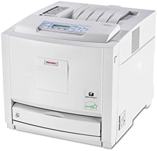 Best Ricoh Aficio CL3500N Color Laser Printer (White) Review