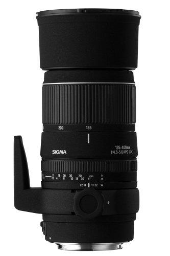 Sigma 135-400mm 4,5-5,6 APO DG Objektiv für Nikon