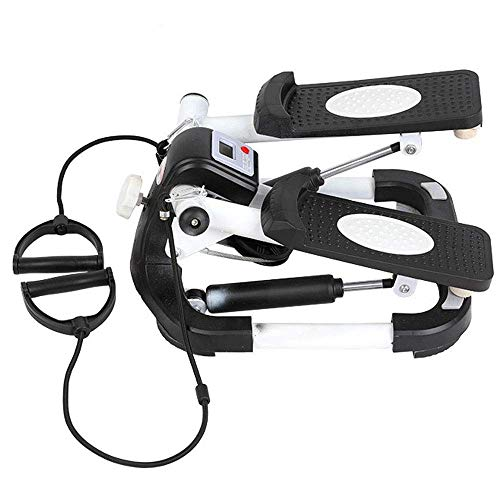 YAMEIJIA Stepper Stepper, Twister, Home Trainer, Mini Stepper Incl,Weerstandskoorden - Pedaalmachine