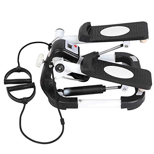 YAMEIJIA Stepper Stepper, Twister, Home Trainer, Mini Stepper Incl,Weerstandskoorden - Pedaalmachine