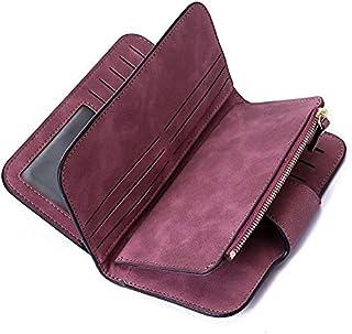 محفظة يد للسيدات للفلوس والموبيل والكروت بتقسيمتها المميزة