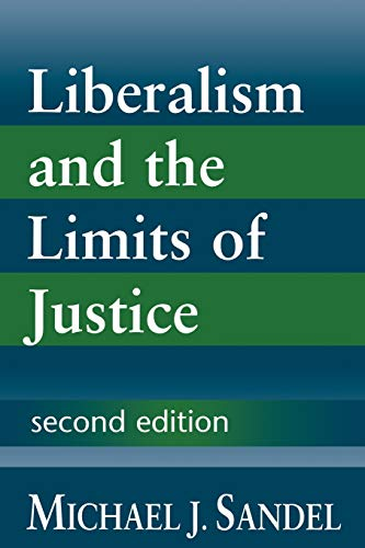 Liberalism and the Limits of Justiceの詳細を見る