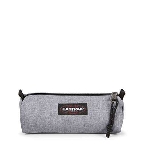 Eastpak Benchmark Single Estuche, 21 cm, Gris (Sunday Grey)