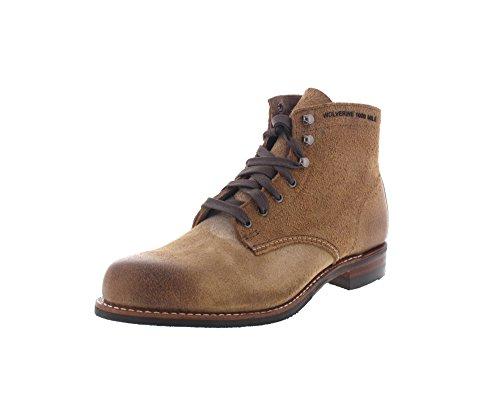 WOLVERINE 1000 MILE Men - Boots MORLEY - natural, Schuhgröße:EUR 46