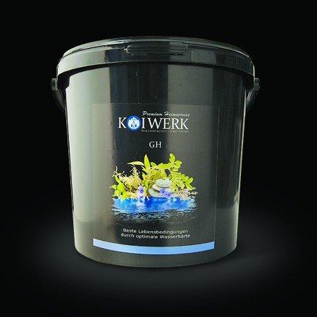 GH – Koi – Produit de soin pour étang (8000 g)