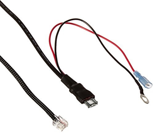 PerformancePackage Direct Hard Wire Power Cord For Valentine Radar Detectors w/ Inline Fuse/ RJ11